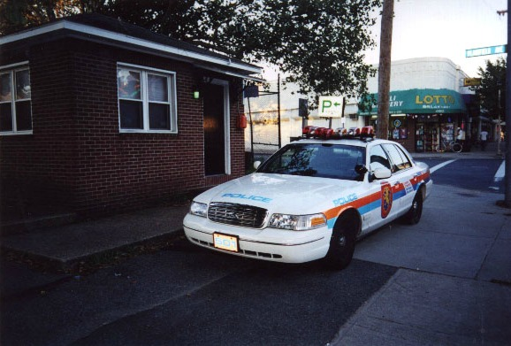 Nassau County, NY patrol car